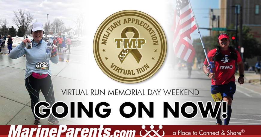 Virtual Runs by MarineParents.com