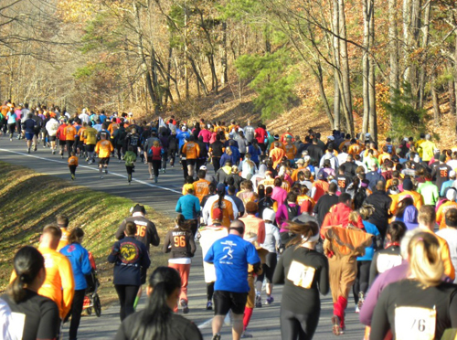 Turkey Trot 10K and Mile
