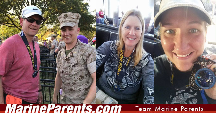 2009 Team Marine Parents™