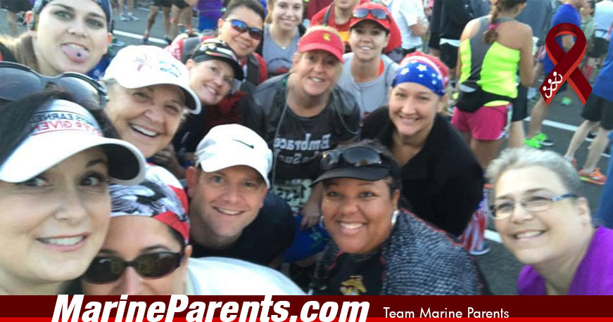 2017 Team Marine Parents™