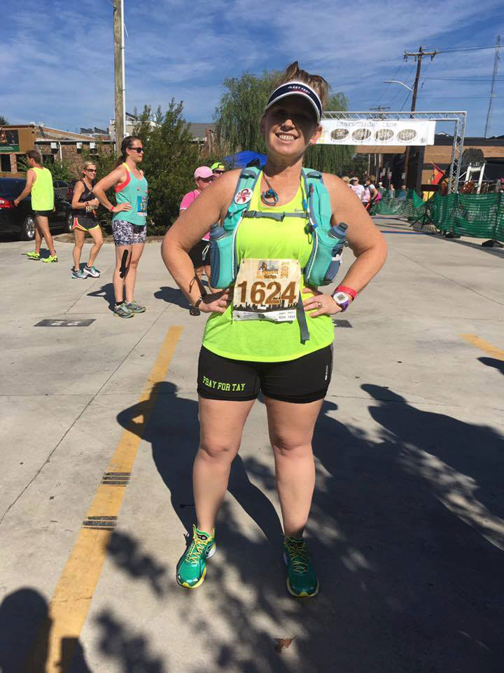TMP's Tracie ran another 10K