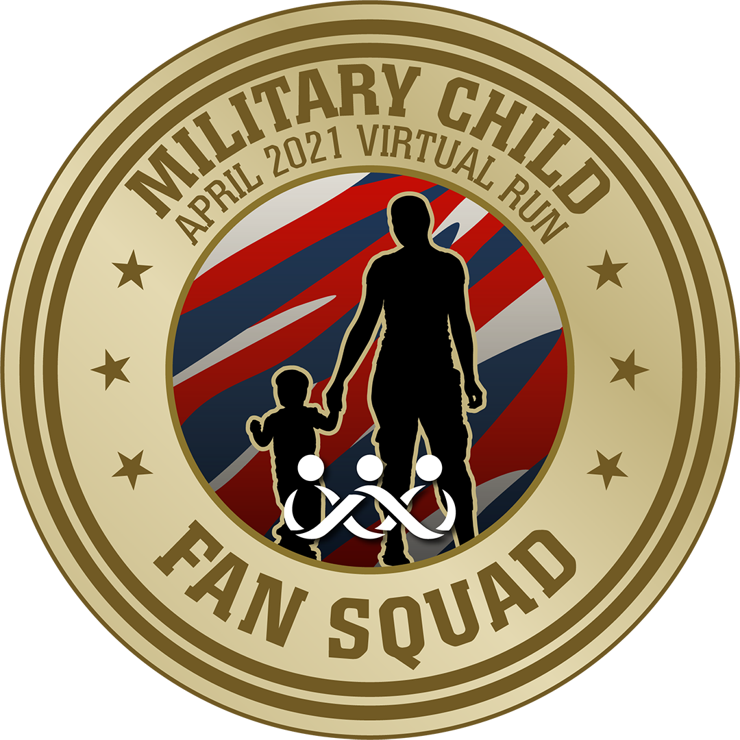April Fan Squad Social Media Profile Image MarineParents.com Virtual Run